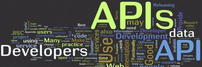 Web-based Application Programming Interfaces (APIs)