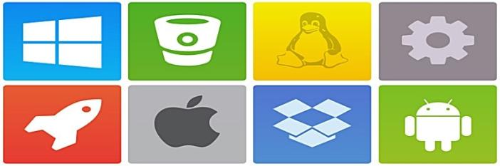 Examining the internals of modern operating systems